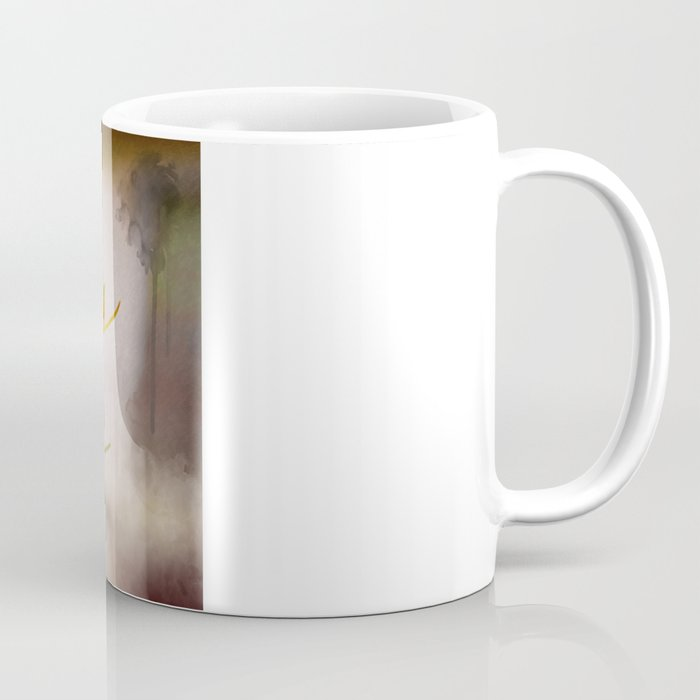 Dawn Lily Coffee Mug