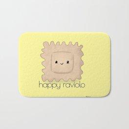 Happy Raviolo Bath Mat