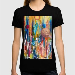 Utopian Dreamscape T-shirt