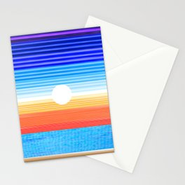 Colors of the Set Stationery Cards