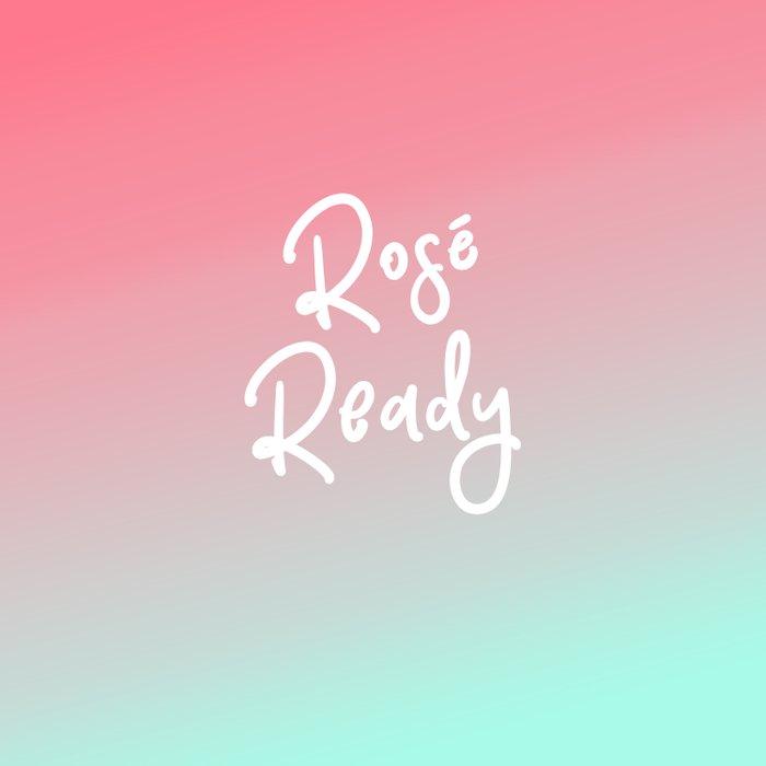 rosé ready Comforters