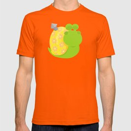 Green Snail (male) T-shirt