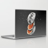 fruit Laptop & iPad Skins featuring Lunar Fruit by J.P Ormiston
