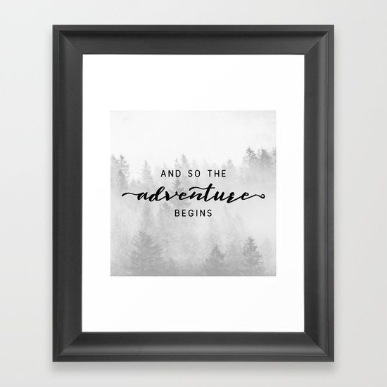 And So The Adventure Begins by cascadia