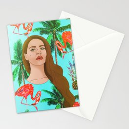Lana Del Tropico Stationery Cards