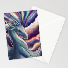 Cloud Dragon Stationery Cards