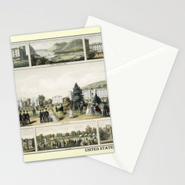 West Point 1857 Stationery Cards