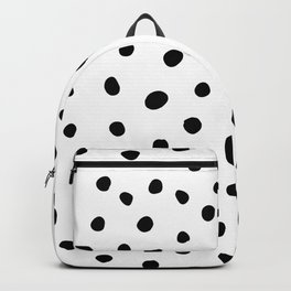 Painted Dots Backpack