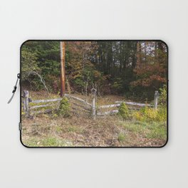 Three bird houses  Laptop Sleeve