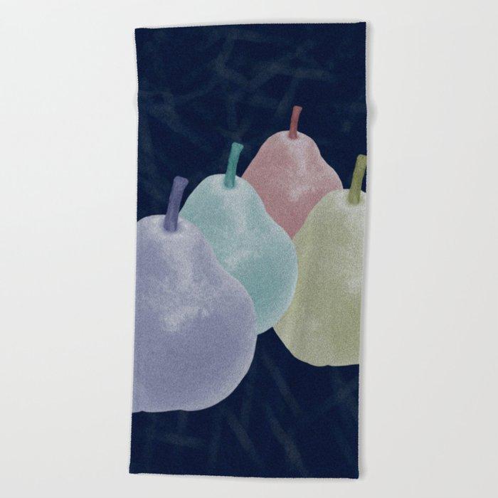 Pears Beach Towel