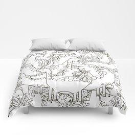 Dinosauriformes Comforters