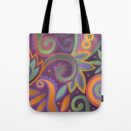 Summer leaves, heavy scented Tote Bag