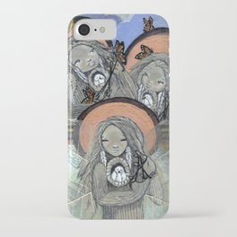 Return of the Medicine Women iPhone Case