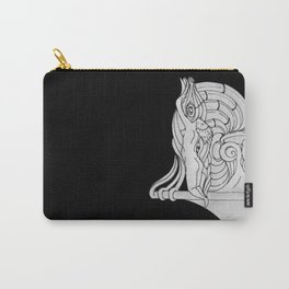 Ivory Tower (v3) Carry-All Pouch
