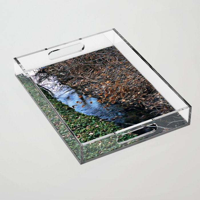 Brook Acrylic Tray
