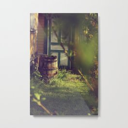 barrel Metal Print