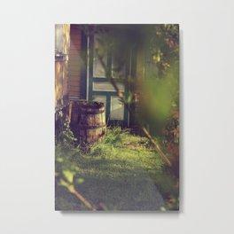 barrel Metal Print