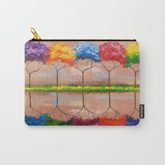 Every tree by its smell Carry-All Pouch