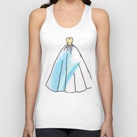 ravenclaw Tank Tops featuring Ravenclaw Dress by AlwaysRiverose