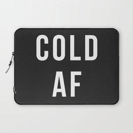 Cold AF Laptop Sleeve