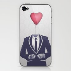 Mr. Valentine iPhone & iPod Skin