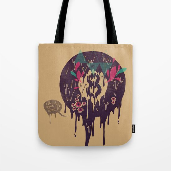 Bad Omen Tote Bag