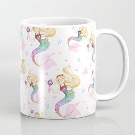 Star Mermaid Butterfly Coffee Mug