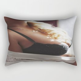 Olivia no.2 Rectangular Pillow