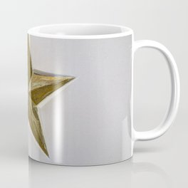 Soviet Star World War 2 Coffee Mug