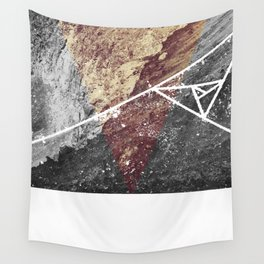 Tri-Mou Wall Tapestry