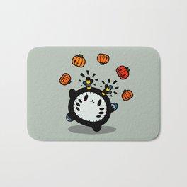 Halloween series - juggle juggle juggle.... Bath Mat