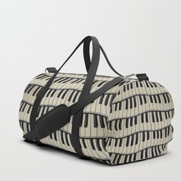 Rock And Roll Piano Keys Duffle Bag