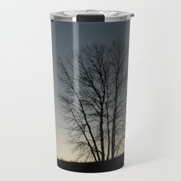 we bury our trees Travel Mug