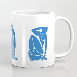 Collage Cut- Outs Matisse Coffee Mug