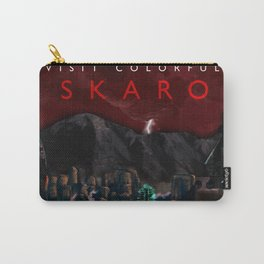 Visit Colorful Skaro Carry-All Pouch