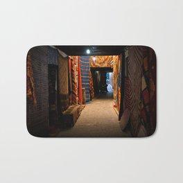 Moroccan Alleyway Bath Mat