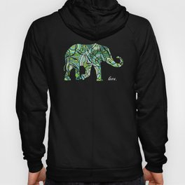 Elephan Love Gift Hoody