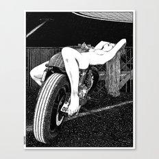 asc 585 - L'étalage (The display) Canvas Print