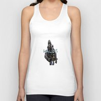 guardians Tank Tops featuring Halo5 Guardians by store2u