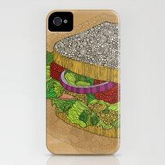 Sanduchito iPhone (4, 4s) Slim Case