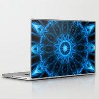 dream catcher Laptop & iPad Skins featuring Dream Catcher by Deborah Janke
