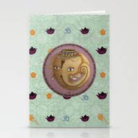 ganesh Stationery Cards featuring Ganesh by S*TRU