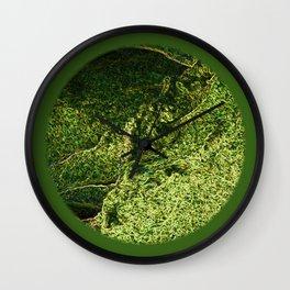 MindMap.03 - Spaghetti Head Wall Clock