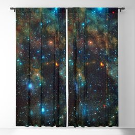 Star Formation Blackout Curtain