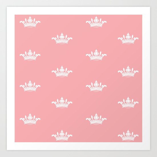 Princess 2 Art Print