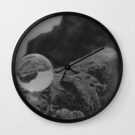 Spirograph Coordinates1 Wall Clock