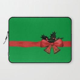 green xmas gift Laptop Sleeve