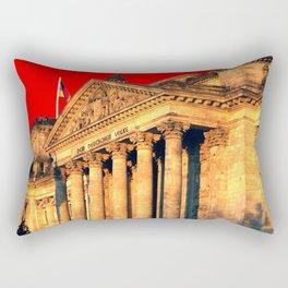 Architectural Shapes #6 Rectangular Pillow
