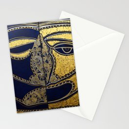The Masks Within Stationery Cards