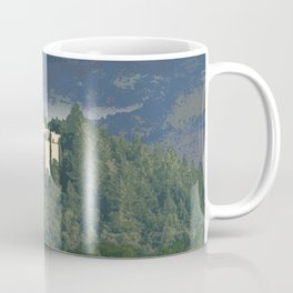 Napa Valley - Sterling Vineyards, Calistoga District Coffee Mug